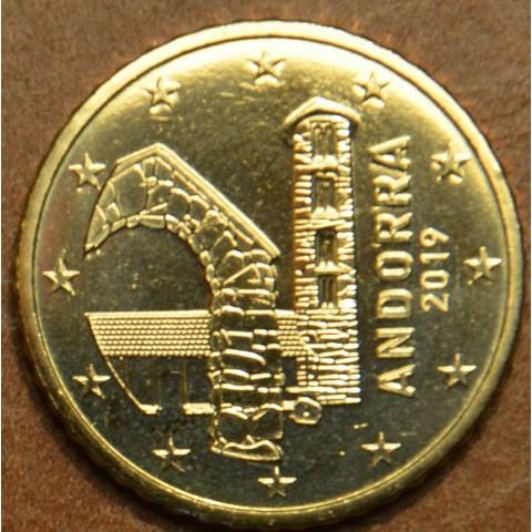 50 cent Andorra 2019 (UNC)