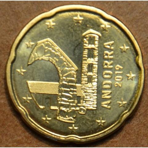 20 cent Andorra 2019 (UNC)