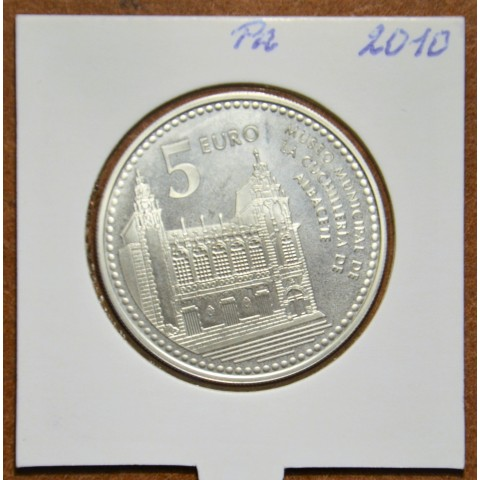 5 Euro Spain 2010 Albacete (Proof)