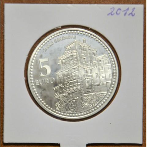 5 Euro Spain 2012 Cuenca (Proof)