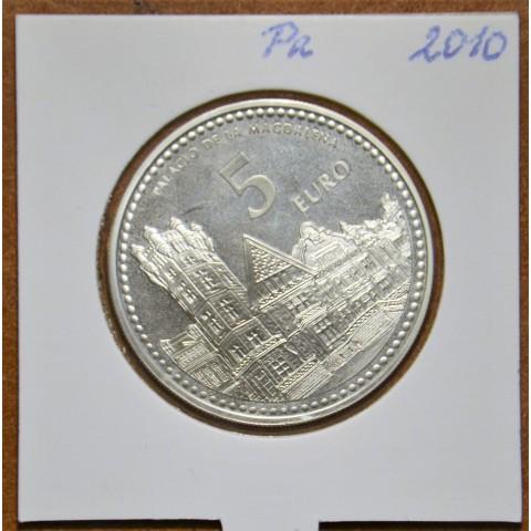 5 Euro Spain 2010 Santander (Proof)