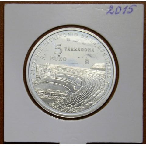 5 Euro Spain 2015 Tarragona (Proof)