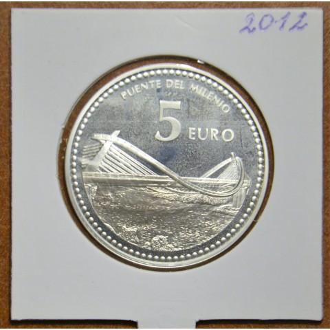 5 Euro Spain 2012 Orense (Proof)