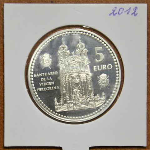 5 Euro Spain 2012 Pontevedra (Proof)