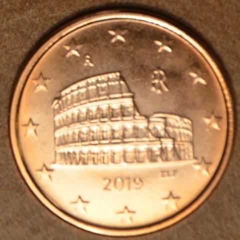 5 cent Italy 2019 (UNC)