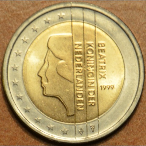 2 Euro Netherlands 1999 (UNC)