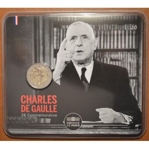 2 Euro France 2020 - Charles de Gaulle (BU)