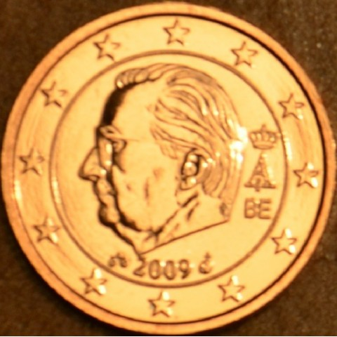 2 Euro Belgium 2009 (BU)
