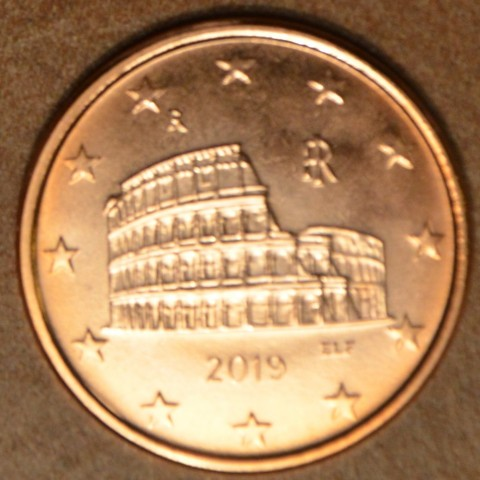 5 cent Italy 2019 (UNC)