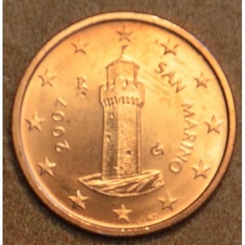 1 cent San Marino 2007 (UNC)
