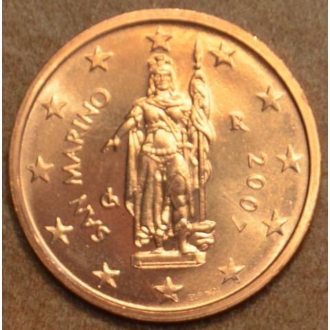 2 cent San Marino 2007 (UNC)