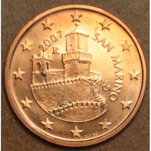 5 cent San Marino 2007 (UNC)