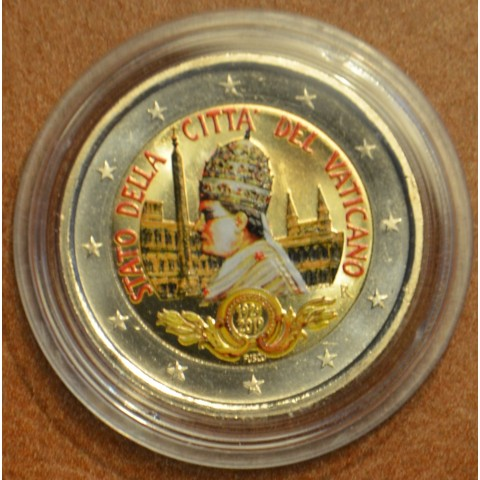 2 Euro Vatican 2019 - Vatican City State IV. (colored UNC)
