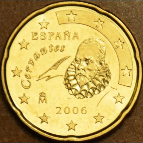 20 cent Spain 2006 (UNC)