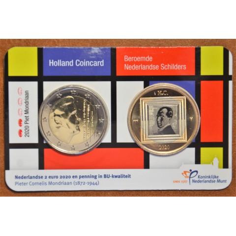 2 Euro Netherlands 2020 - Holland coin fair (BU)