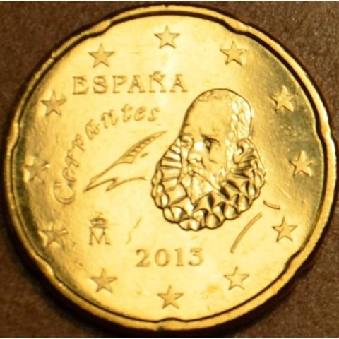 20 cent Spain 2013 (UNC)