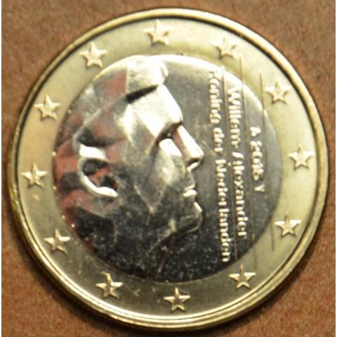 1 Euro Netherlands 2015 Kees Bruinsma (UNC)