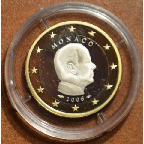 1 Euro Monaco 2006 (Proof)