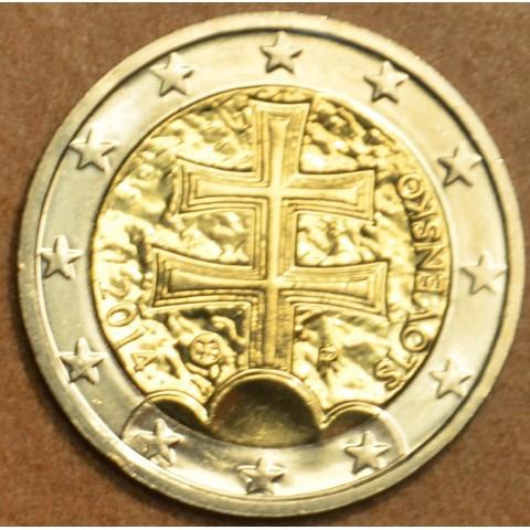 2 Euro Slovakia 2014 (UNC)