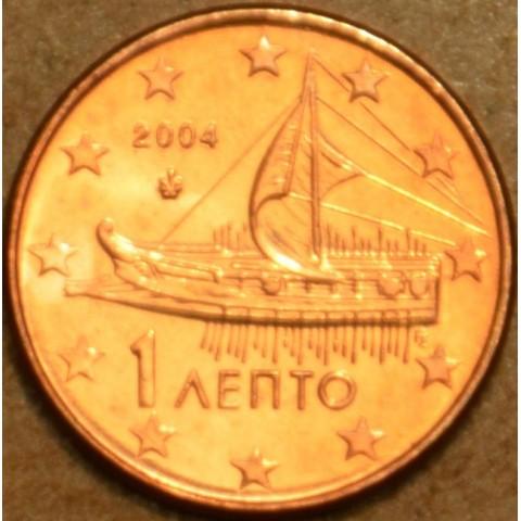 1 cent Greece 2004 (UNC)
