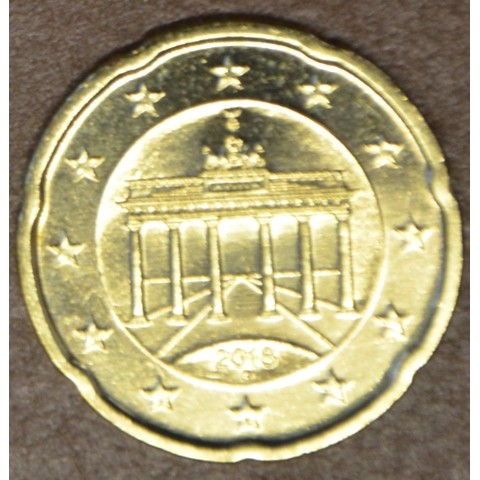 """20 cent Germany """"G"""" 2018 (UNC)"""