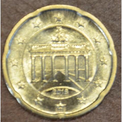 "20 cent Germany ""J"" 2018 (UNC)"