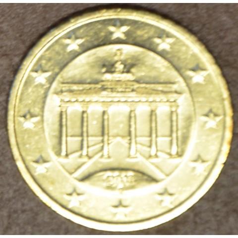 """50 cent Germany """"D"""" 2018 (UNC)"""