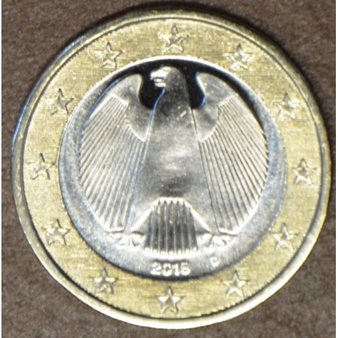 "1 Euro Germany ""D"" 2018 (UNC)"