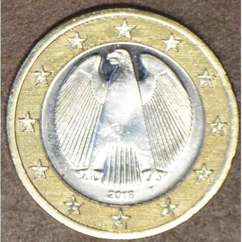 "1 Euro Germany ""F"" 2018 (UNC)"