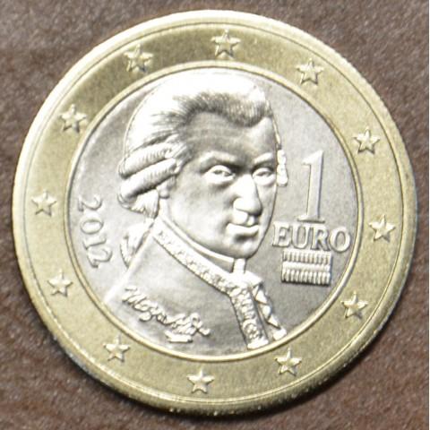 1 Euro Austria 2012 (UNC)