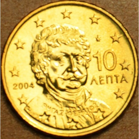 10 cent Greece 2004 (UNC)