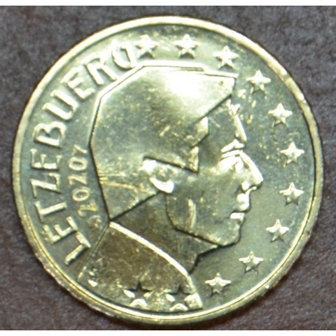 10 cent Luxembourg 2020 (UNC)