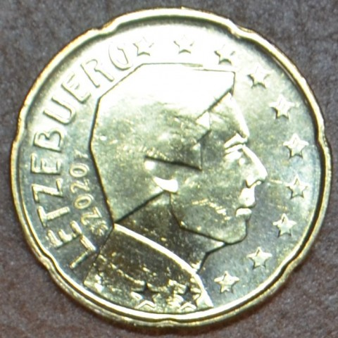 20 cent Luxembourg 2020 (UNC)
