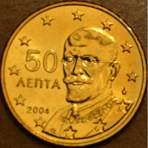 50 cent Greece 2004 (UNC)