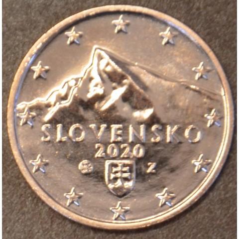 2 cent Slovakia 2020 (UNC)