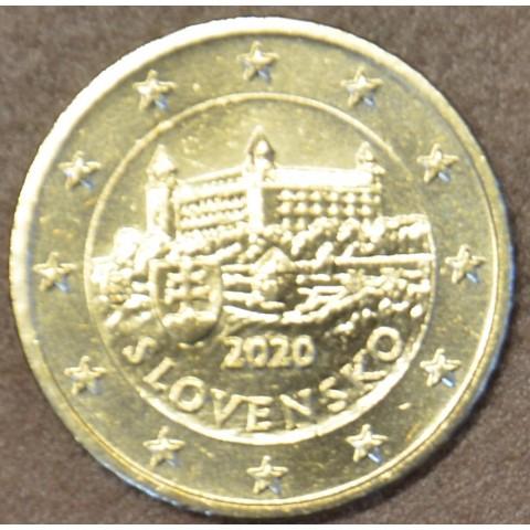 50 cent Slovakia 2020 (UNC)