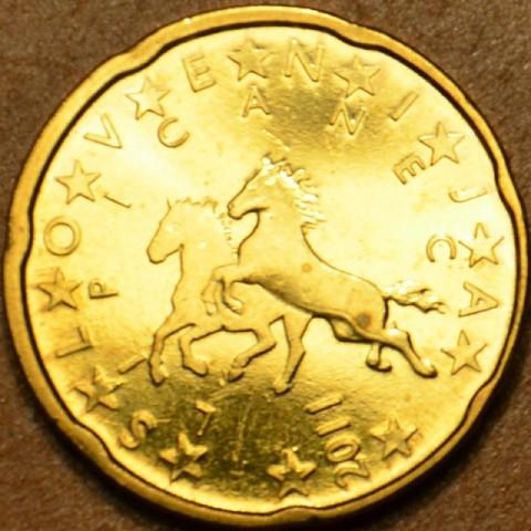 20 cent Slovenia 2011 (UNC)