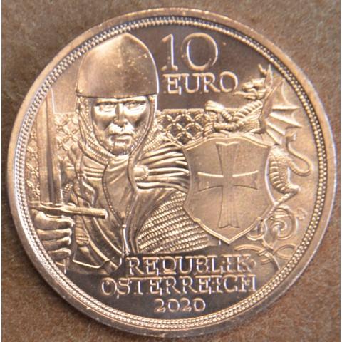 10 Euro Austria 2020 -  Knights' Tales III. (UNC)