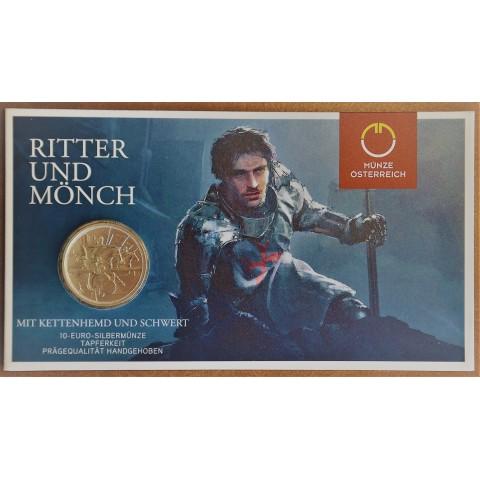 10 Euro Austria 2020 -  Knights' Tales III. (BU)