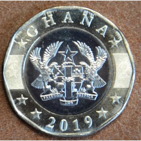 Ghana 2 Cedis 2019 (UNC)