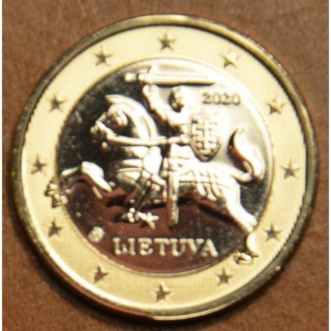 1 Euro Lithuania 2020 (UNC)