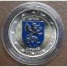 2 Euro Latvia 2017 - Latgale IV. (colored UNC)