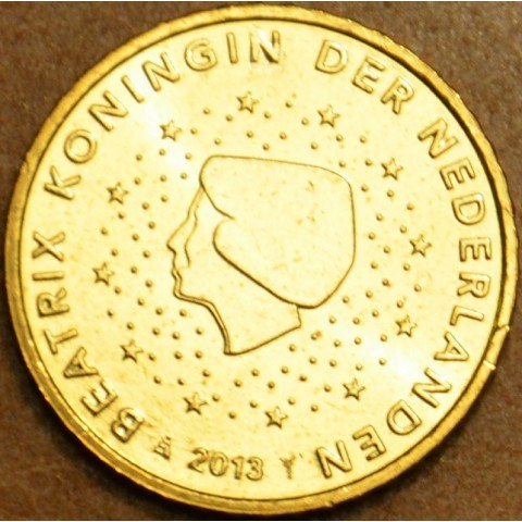 50 cent Netherlands 2013 (UNC)