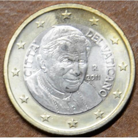 1 Euro Vatican 2011 (BU)