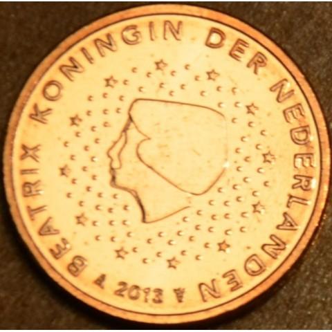 1 cent Netherlands 2013 (UNC)