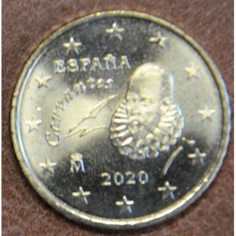 50 cent Spain 2020 (UNC)