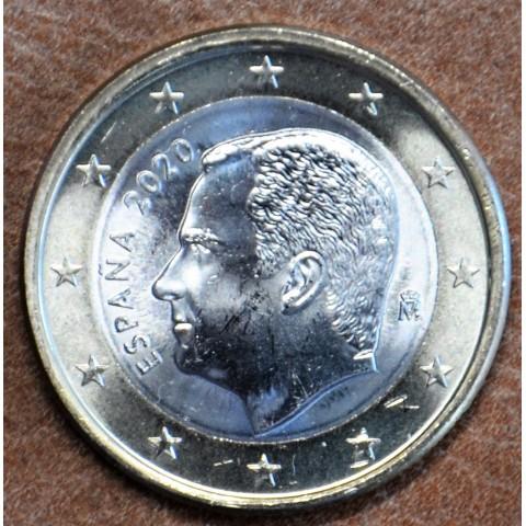 1 Euro Spain 2020 (UNC)