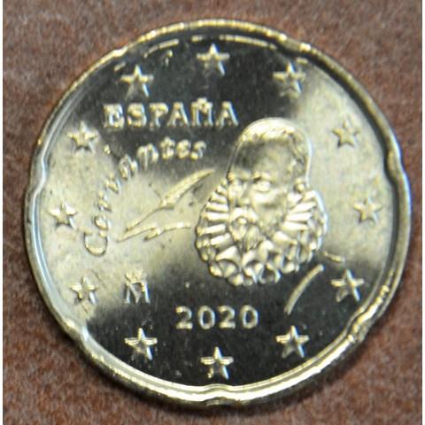 20 cent Spain 2020 (UNC)
