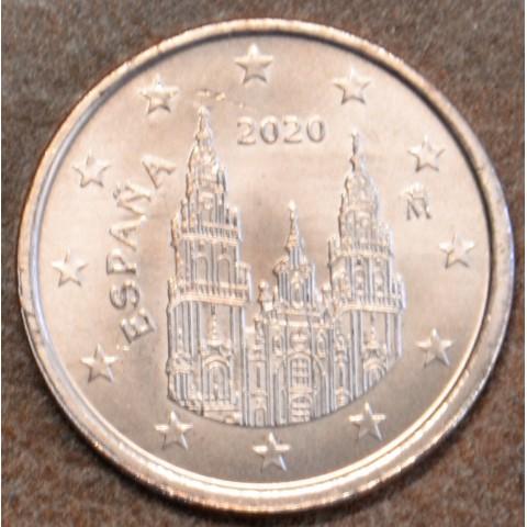 2 cent Spain 2020 (UNC)