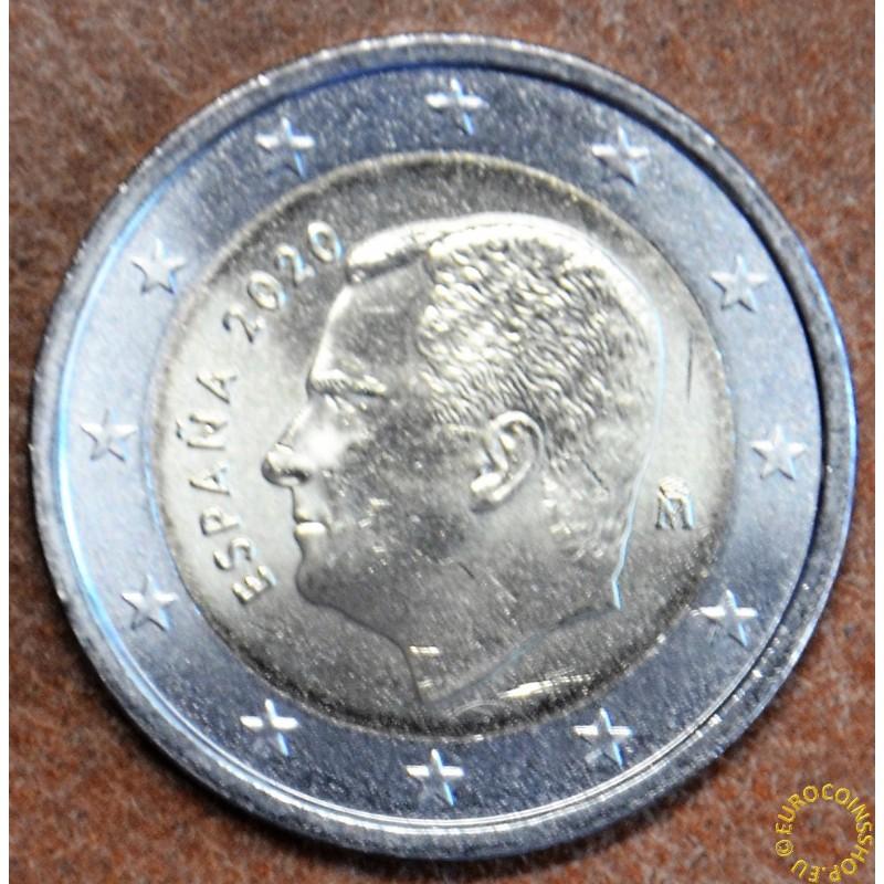 2 Euro Spain 2020 (UNC)